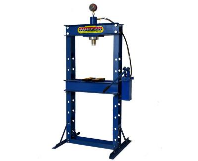 air hydraulic press